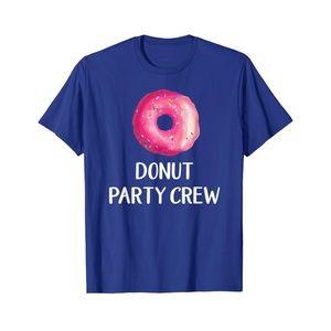 "🍍Port & Company | Mens ""Donut Party Crew"" t-shirt"